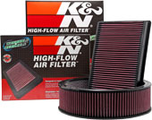 K&N Automotive Air Filters