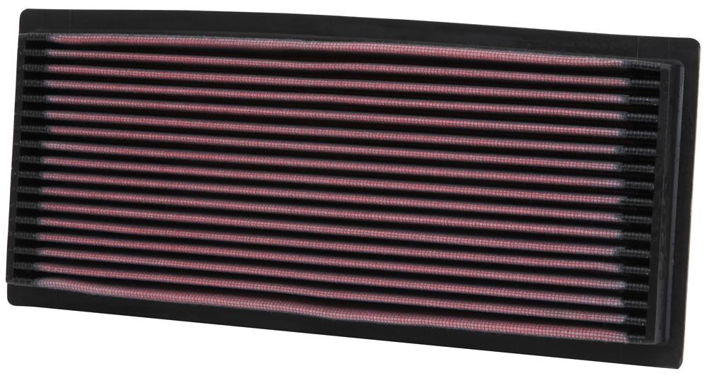 Filtro aria sportivo k n in cotone dodge viper ricambi for Filtro aria abitacolo valanghe 2004 chevy