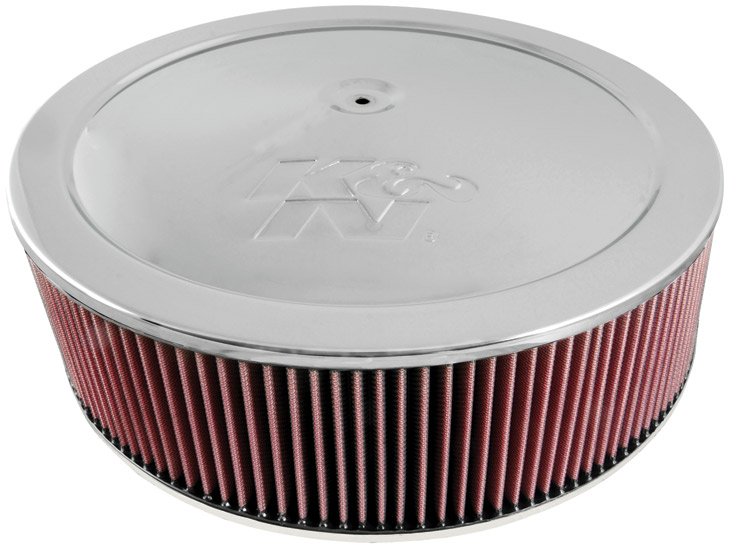 Air Cleaners For Dominator Carbs : K n air cleaner assemblies for the holley dominator carburetor