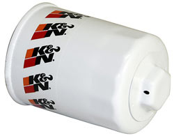 K&N Performance Gold Oil Filter HP-1010 for the Honda Ridgeline